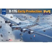 HK MODELS (HKM) B17G Flying Fortress 1/48