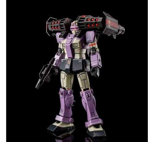 BANDAI MODEL KITS PBAN36 HG 1/144 GM INTERCEPT CUSTOM (FELLOW BOOSTER EQUIPPED)