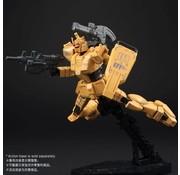BANDAI MODEL KITS HG 1/144 GUNDAM LOCAL TYPE (ROLLOUT COLOR)