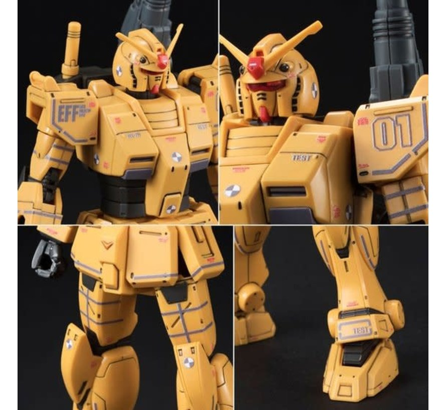 PBAN37 HG 1/144 GUNDAM LOCAL TYPE (ROLLOUT COLOR)
