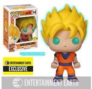 Funko Pop! Dragon Ball Z Glow-in-the-Dark Goku Pop