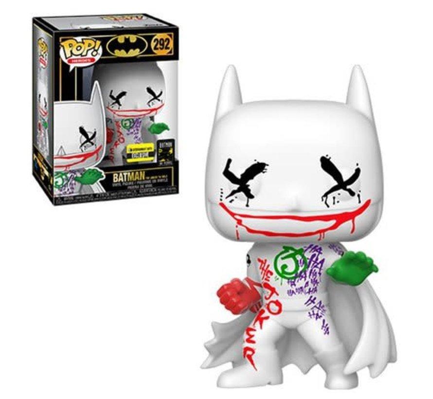 19PL43970EE  Batman Jokers Wild Batman Pop! Vinyl Figure