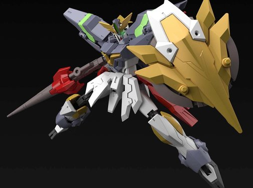 "Bandai Gundam Aegis Knight ""Gundam Build Divers Re:Rise"", Bandai Spirits HGBD 1/144"