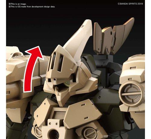 "Bandai Cielnova Option Armor For Defense Operations (Sand Yellow) ""30 MM""Bandai Spirits"
