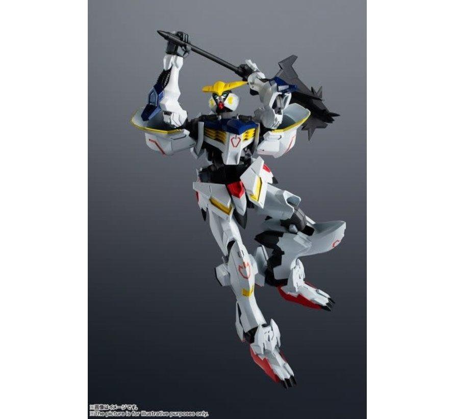 """55493 #GU-04 ASW-G-08 Gundam Barbatos """"Mobile Suit Gundam Iron-Blooded Orphans"""", Bandai Gundam Universe"""