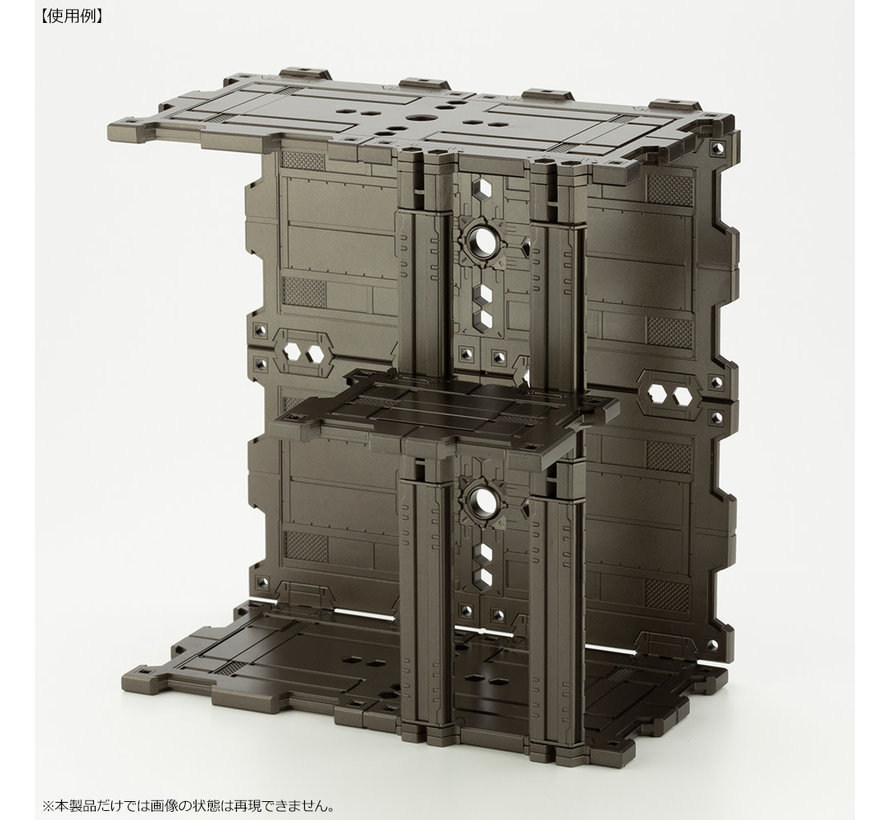 HG058 HEXA GEAR BLOCK BASE 02 PANEL OPTION A