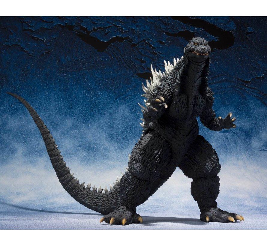 """59629 Godzilla (2002) """"Godzilla"""", Bandai S.H.MonsterArts"""
