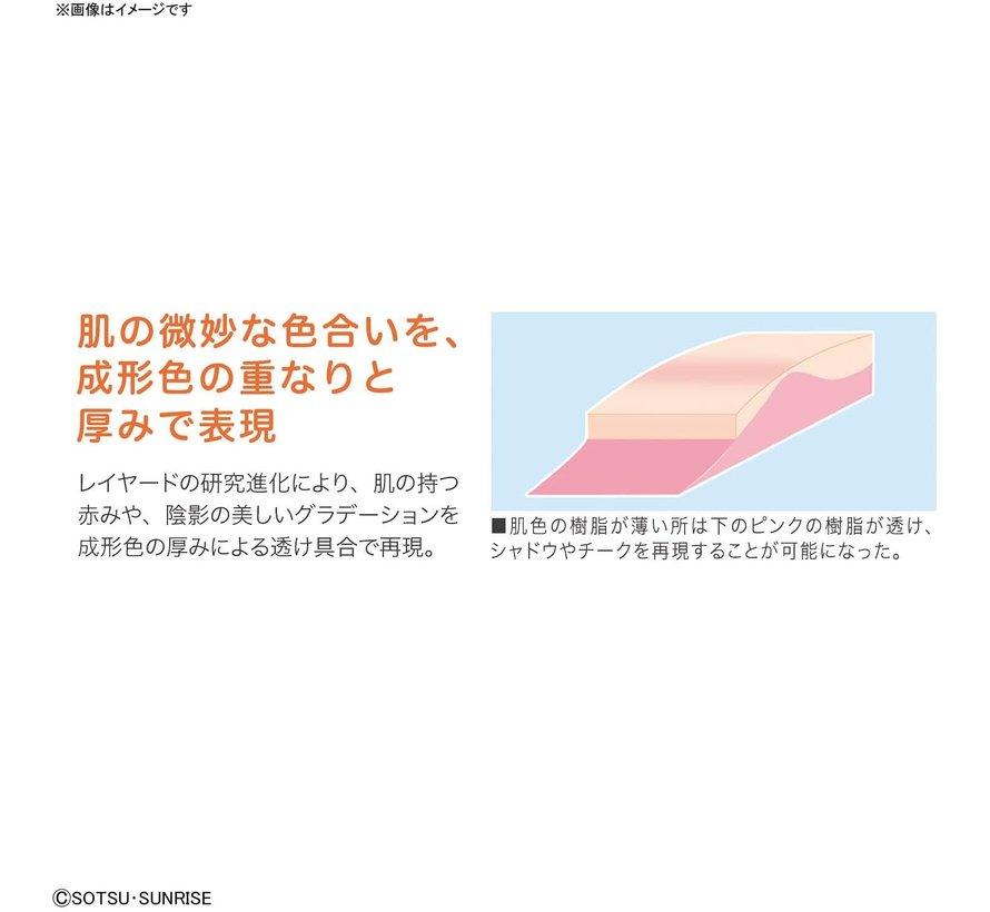 "5057692 Fumina Hoshino (The Second Scene) ""Gundam Build Fighters Try,"" Bandai Figure-rise LABO"