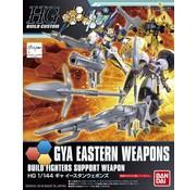 Bandai Gya Eastern Weapons Build Fighters HGBC 1/144