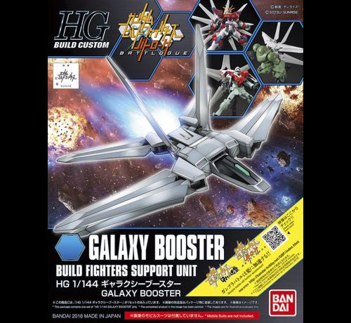 "Bandai 224767 Galaxy Booster ""Gundam Build Fighters"" Bandai HGBC 1/144"