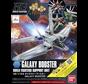 "224767 Galaxy Booster ""Gundam Build Fighters"" Bandai HGBC 1/144"