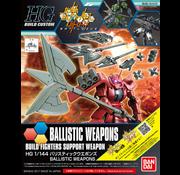 Bandai Ballistic Weapons