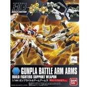 "Bandai GunPla Battle Arms Arms ""Gundam Build Fighters"", Bandai HGBC"