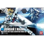Bandai Gundam X Maoh Hgbf 1:144