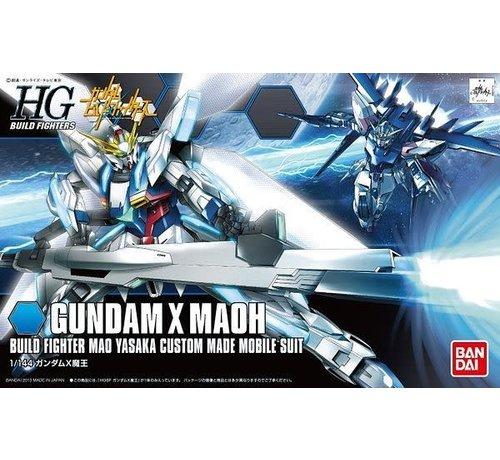Bandai 5058786 #03 Gundam X Maoh Hgbf 1:144