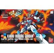 Bandai Kamiki Burning Gundam Build Fighter HG 1/144