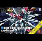 "Bandai Build Strike Galaxy Cosmos ""Gundam Build Fighters"" Bandai HGBF 1/144"