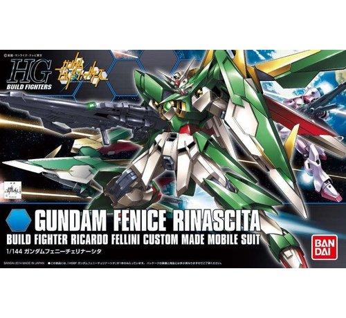 Bandai 5059563 #017 Gundam Fenice Rinascita HGBF 1/144 Model Kit