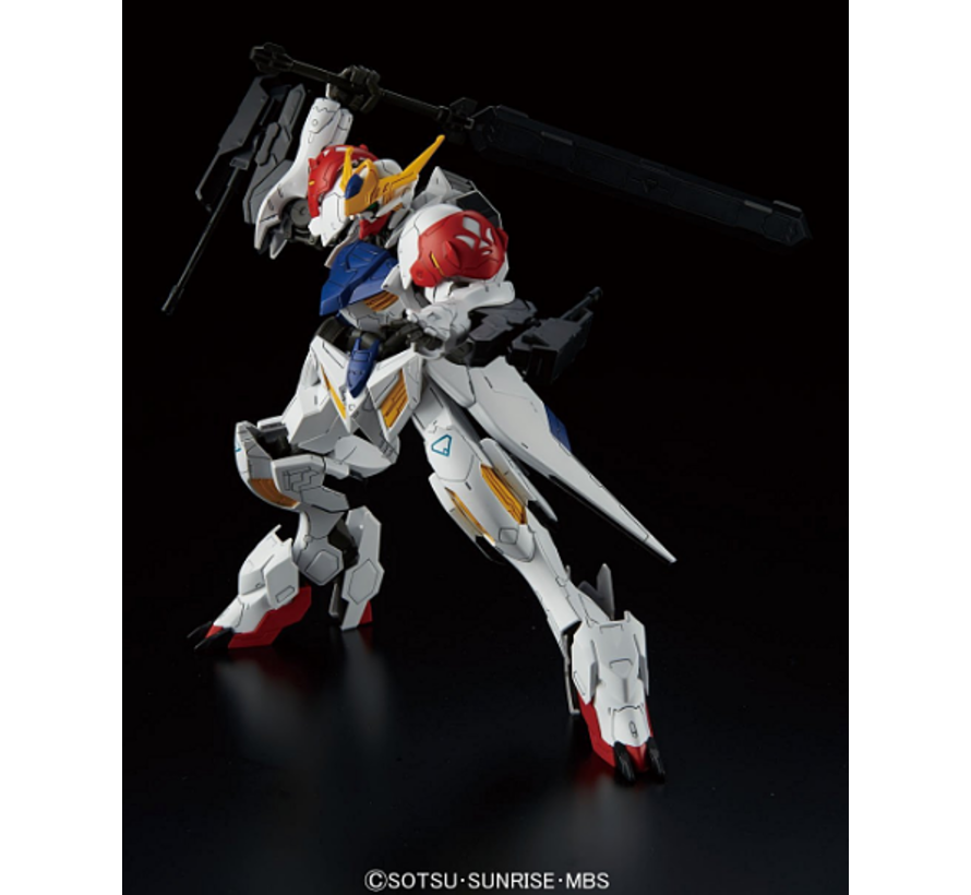 5056825 IBO Full Mechanics Gundam Barbatos Lupus 1/100
