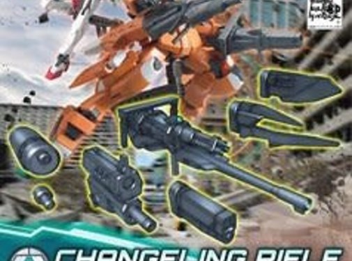 Bandai Changeling Rifle HGBC