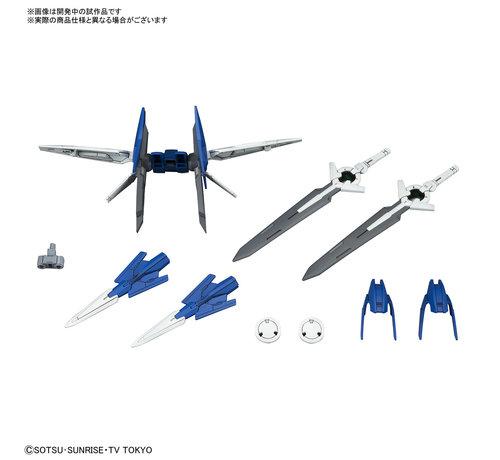 "Bandai 225746 Diver Ace Unit ""Gundam Build Divers"", Bandai HGBC"