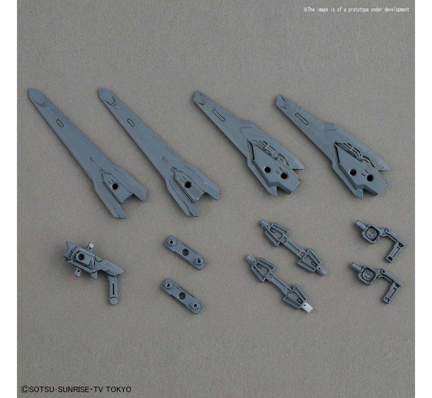 """230344 Binder Gun """"Gundam Build Divers"""", Bandai HGBC"""