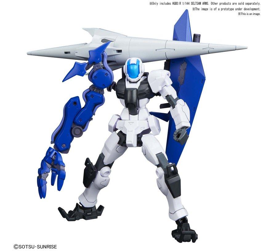"5058869 #15 Seltsam Arms ""Gundam Build Divers"", Bandai Spirits HGBD 1/144"