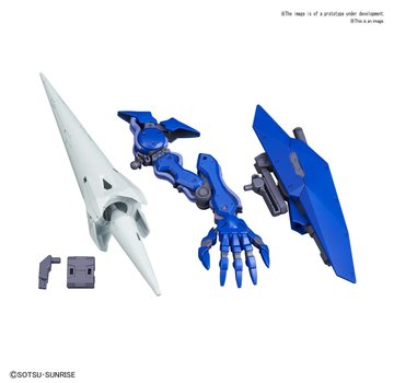 "Bandai Seltsam Arms ""Gundam Build Divers"", Bandai Spirits HGBD 1/144"