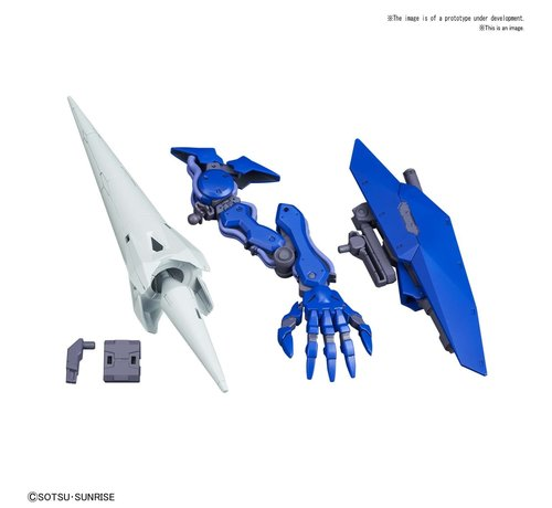 "Bandai 5058869 #15 Seltsam Arms ""Gundam Build Divers"", Bandai Spirits HGBD 1/144"