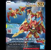 """Bandai Avalanche Rex Buster """"Gundam Build Divers"""", Bandai Spirits SDBD 1/144"""