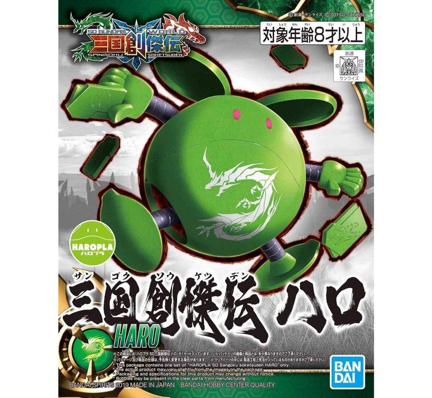 "5058169 #16 Sangoku Soketsuden Haro ""SD Sangoku Soketsuden"", Bandai HaroPla"