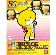 Bandai Winning Yellow Petit-Beargguy Gundam Build Fight