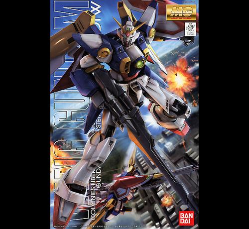 Bandai 162352 Wing Gundam Master Grade  1/100