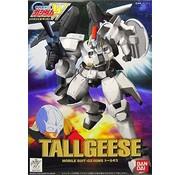 """Bandai Tallgeese, """"Gundam Wing""""1/144"""