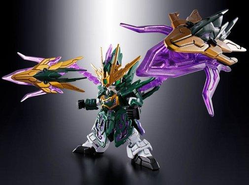 """Bandai 5057820 #14 Zhang He Altron Gundam """"SD Sangoku Soketsuden"""", Bandai SD"""