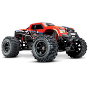 Traxxas (TRA) 77086-4-REDX  X-Maxx: Brushless Electric Monster Truck with TQi Traxxas Link Enabled 2.4GHz Radio System & Traxxas Stability Management (TSM)