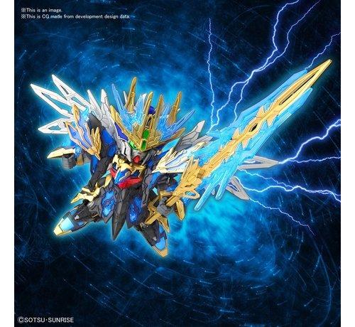 """Bandai 5058308  #29 Tien Ba Cao Cao Wing Gundam """"SD Gundam Sangoku Soketsuden"""", Bandai Spirits SD"""