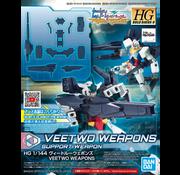 Bandai Veetwo Weapons
