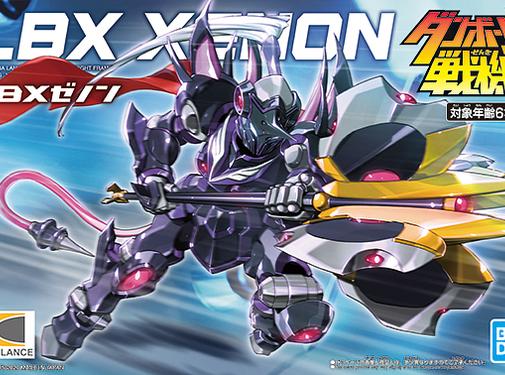 Bandai LBX Xenon
