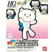 Bandai Petit'Gguy Milk White
