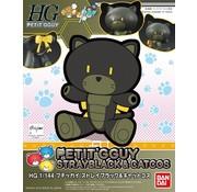 Bandai Petit'gguy StrayBlack/Cat Cos