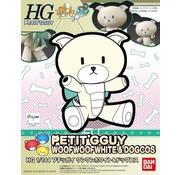 Bandai Petit'Gguy WoofWoof White & Dog Cos