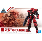 Bandai Portanova Red