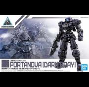 Bandai Portanova Dark Gray