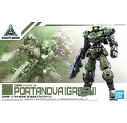 Bandai Portanova Green