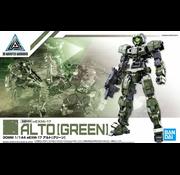 Bandai Alto Green