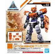 Bandai Close Quarters Battle Option Armor for Alto Orange