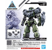 Bandai Special Forces Option Armor for Portanova Light Gray