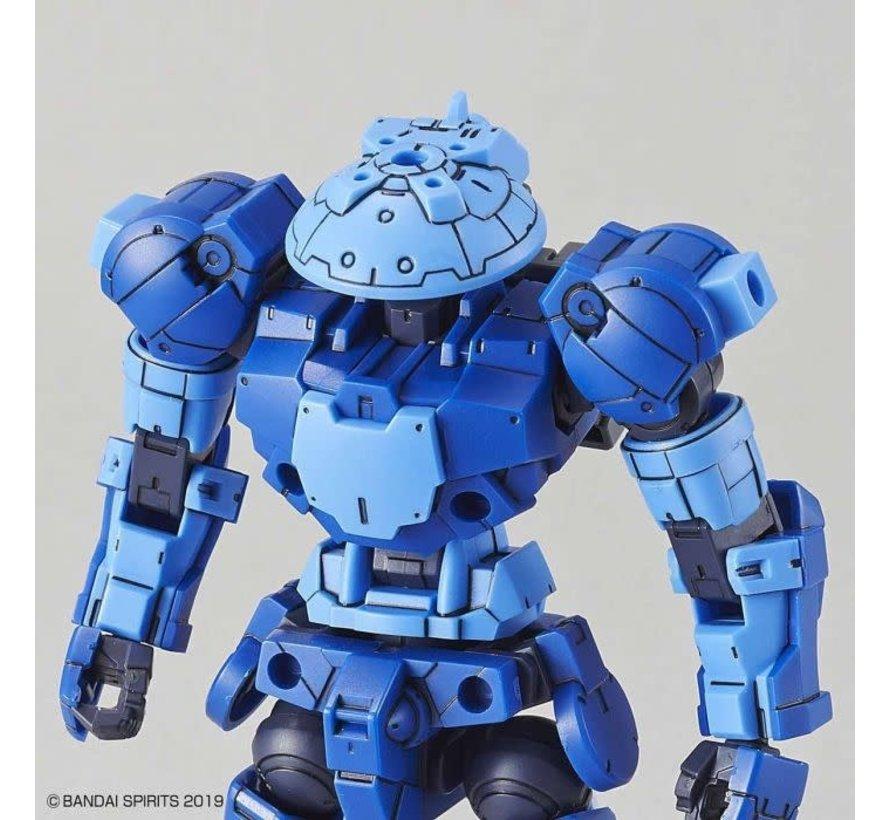 """5058105 #08 beEMX-15 Portanova Blue """"30 minute Mission"""", Bandai 30 MM"""