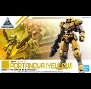 Bandai Portanova Yellow